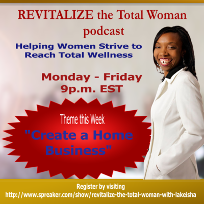 Create a Home Business (New Podcast Series)