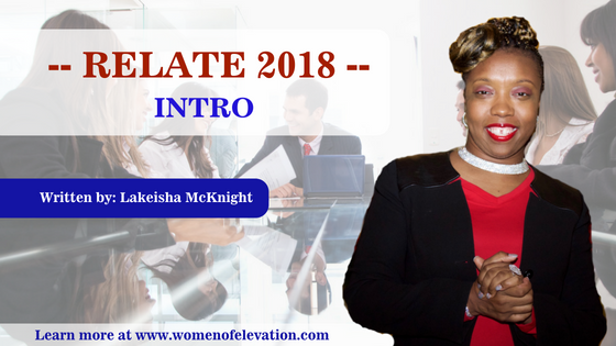 Relate 2018 – Intro (Part 2)